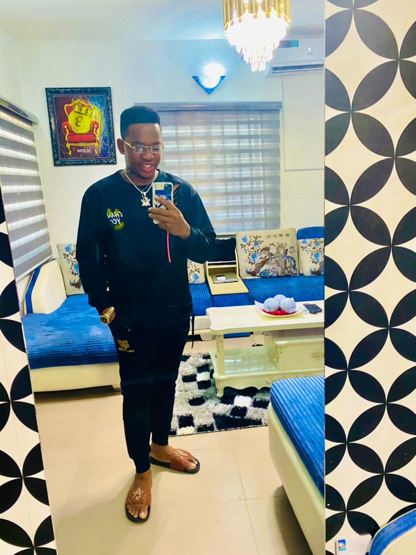 Promotion Of Entrepreneur Egbuche Makuachukwu Patrick