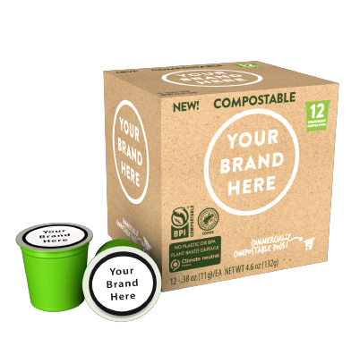 Smile Beverage Werks® Launches Compostable K-Cup® Compatible Coffee Pods