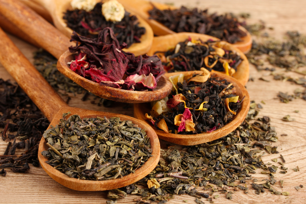 Tea Sante Recommends 5 Teas for Tea Lovers
