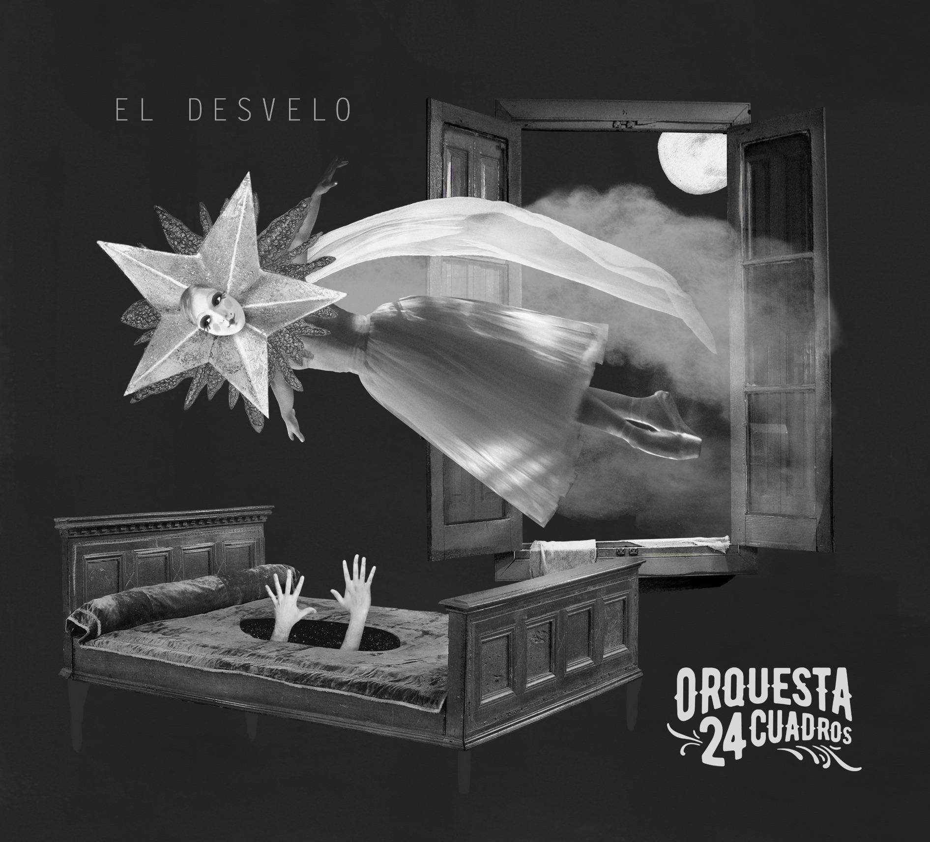 Alt-Rock Band Orquesta 24 Cuadros Stuns With Their New Album