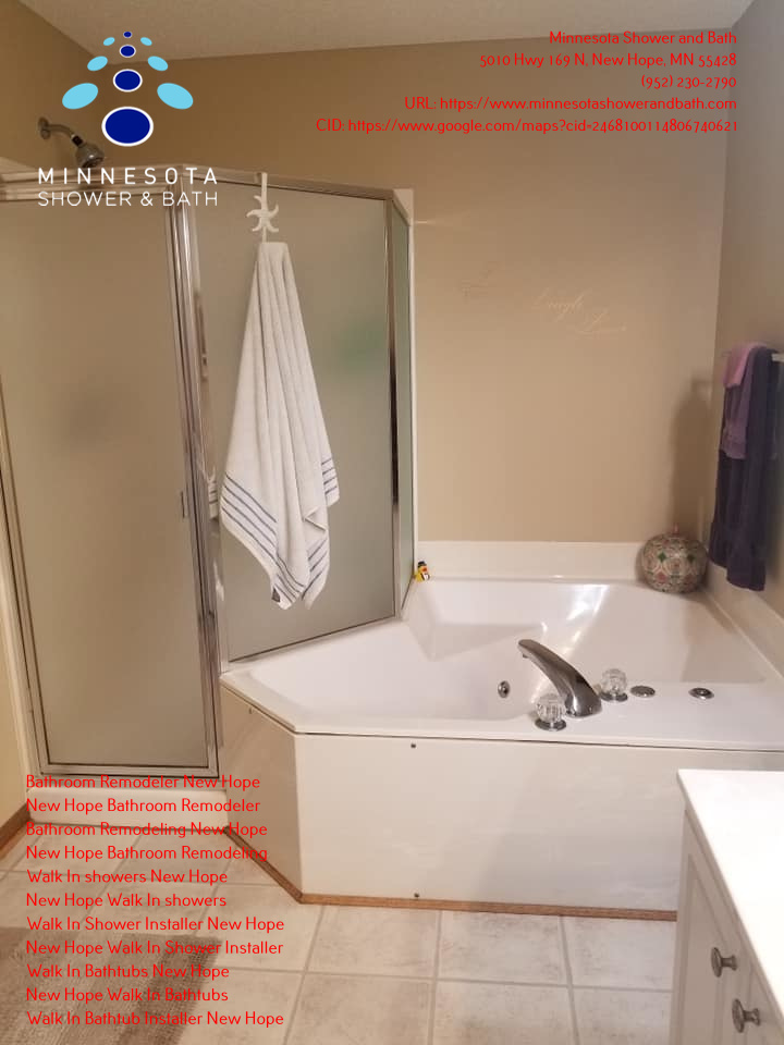 Minnesota Shower and Bath Gives Insights into Why they are the Best for Walk-In Shower Installation.
