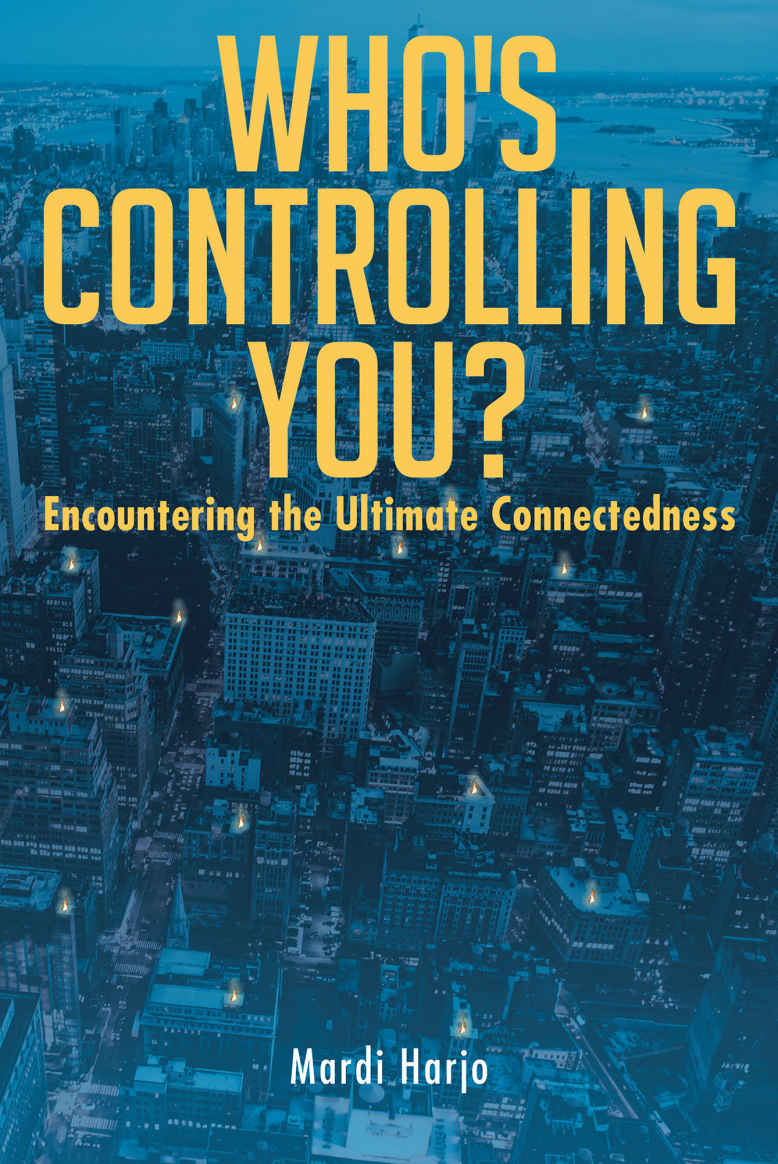 Author Mardi Harjo's Book, Who's Controlling You?, Gains Popularity in 2021