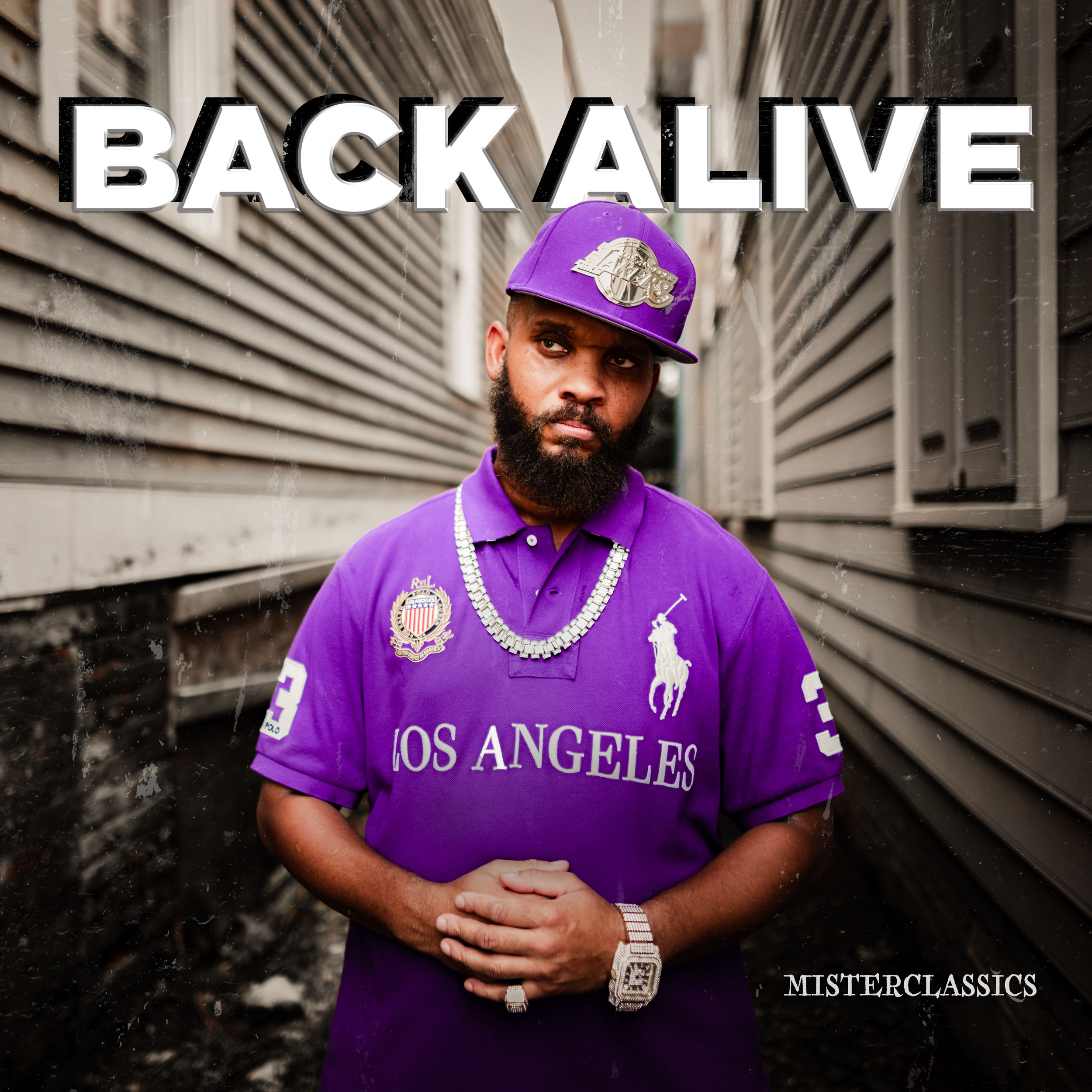 Classic Rap and Easy Jams With MisterClassics' 'Back Alive'