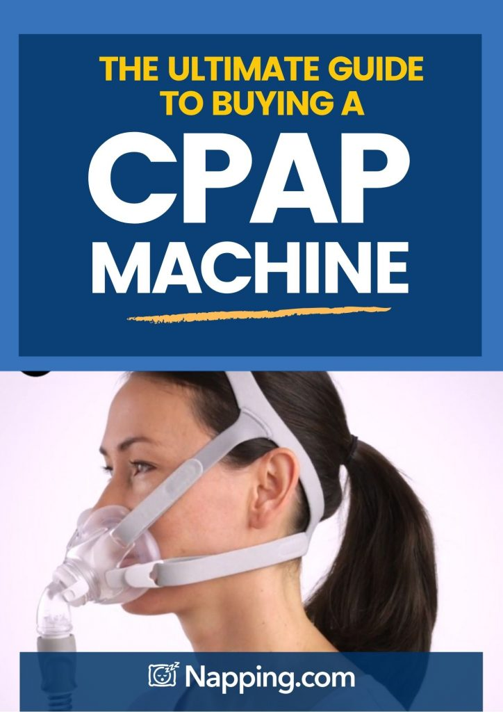 Napping.com Releases '2021 Ultimate Guide to Buying a CPAP Machine' Report