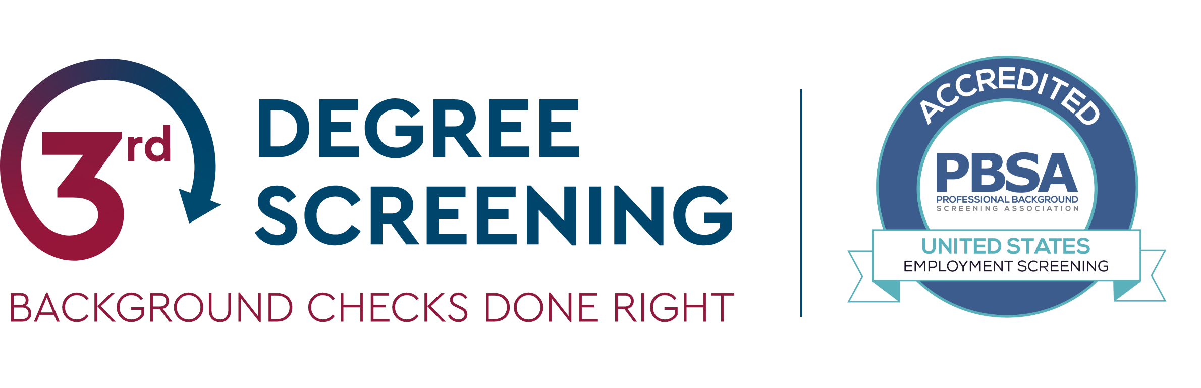 3RD DEGREE SCREENING, INC Achieves Background Screening Credentialing Council Accreditation