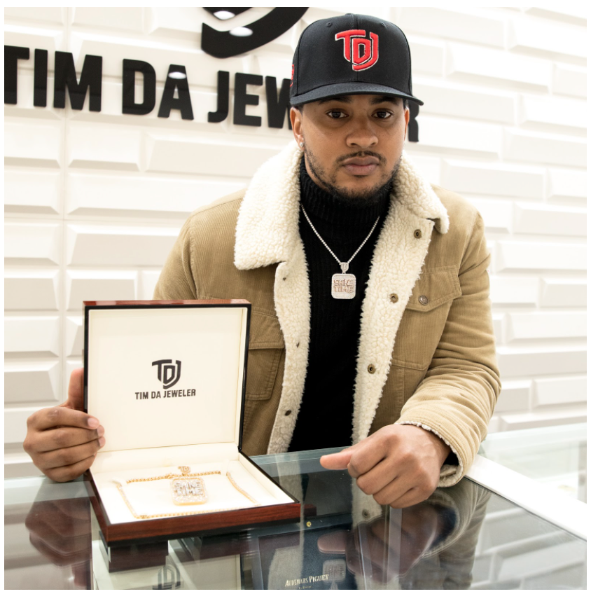 Tim Da Jeweler Dominating the Jewelry Industry