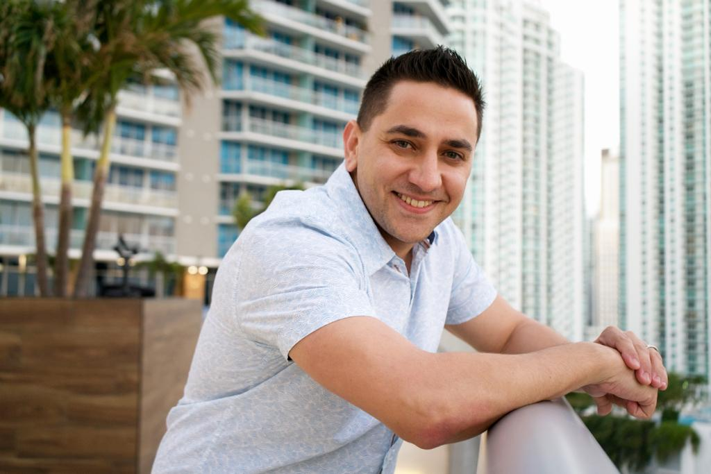 Meet Dr Jose Ramirez: A Man Passionate About His Craft