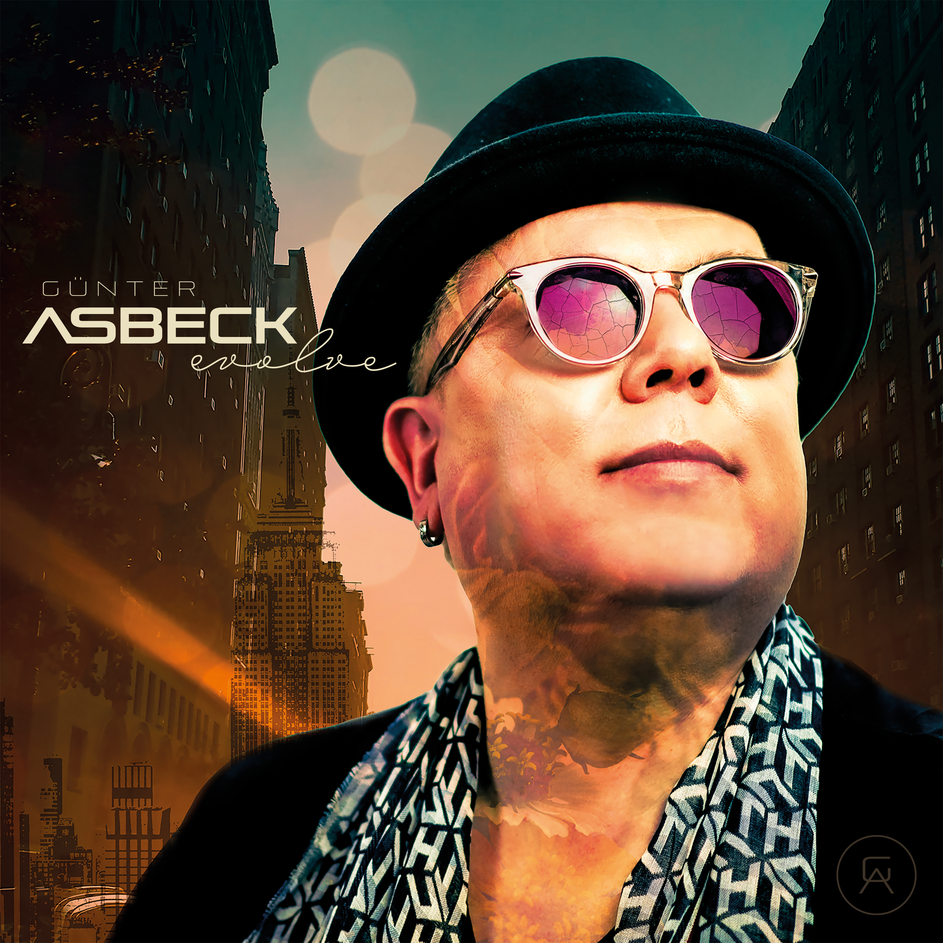 Groundbreaking Blend of Pop and Rock With Günter Asbeck's 'Evolve'