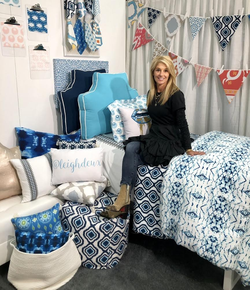 Design A Dream Dorm Room With Leighdeux Collection