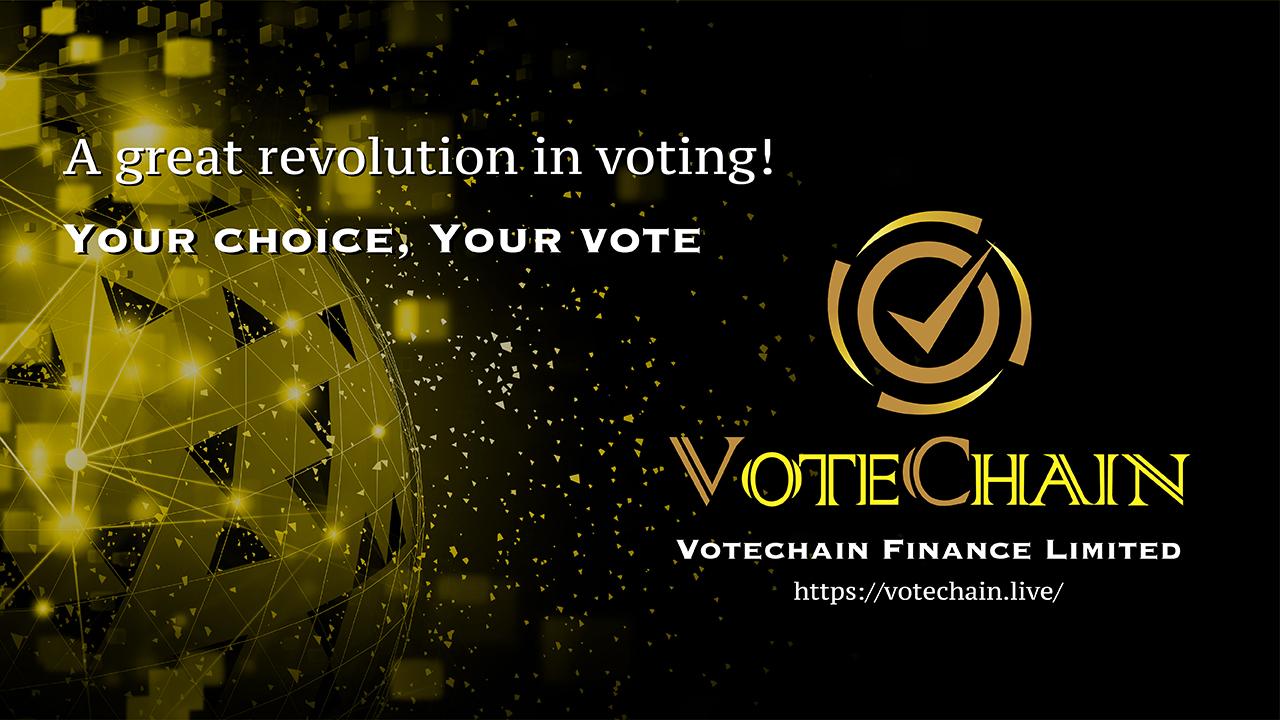 VoteChain: A great revolution in voting