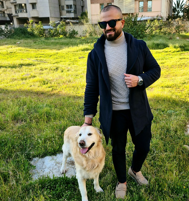Lebanese Comedian, Sami Mukahhal, Entertains Instagram Followers with Pure Humor