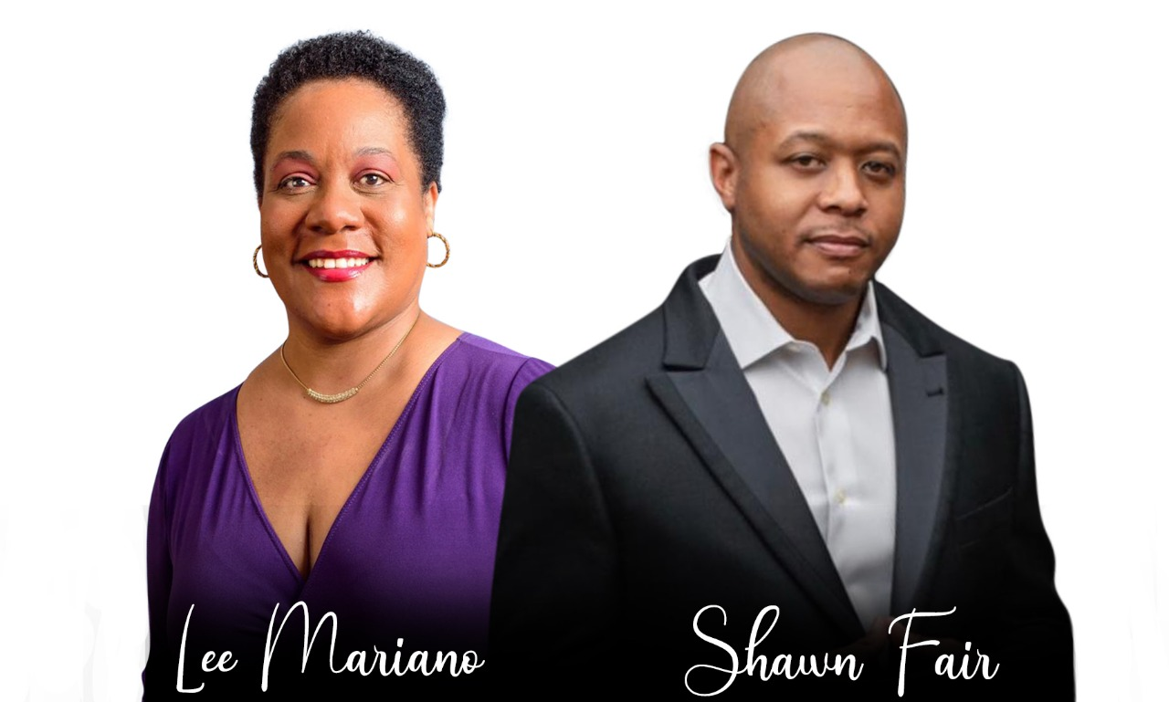 Shawn Fair Discovers Another Speaker in Lee Mariano through Leadership Experience Tour