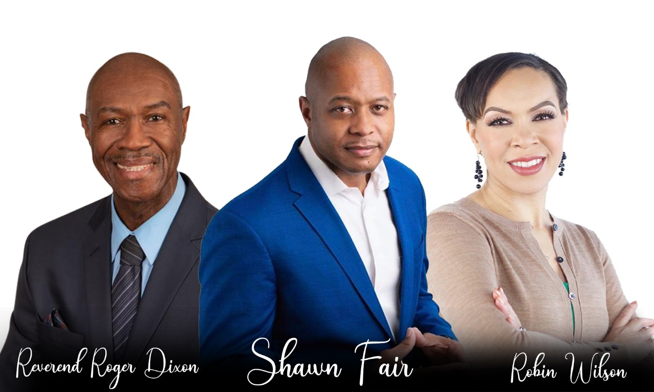 Shawn Fair Transforms and Empowers Communities With Robin Wilson and Reverend Roger Dixon