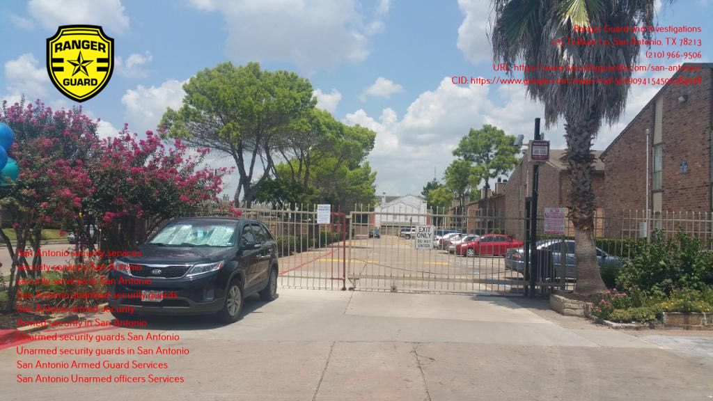 Ranger Guard And Investigations Is Offering Workplace Security Services In San Antonio, TX