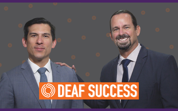 The Upside: Deaf Resilience Fuels Deaf Success