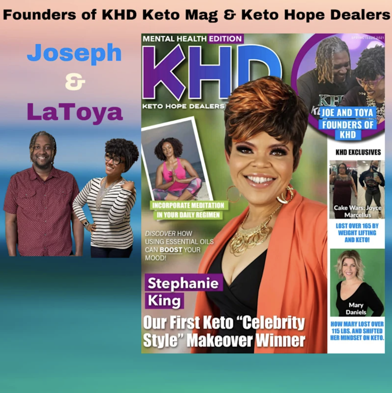 Keto Hope Dealers To Thrill Keto Enthusiasts With Quarterly Magazine