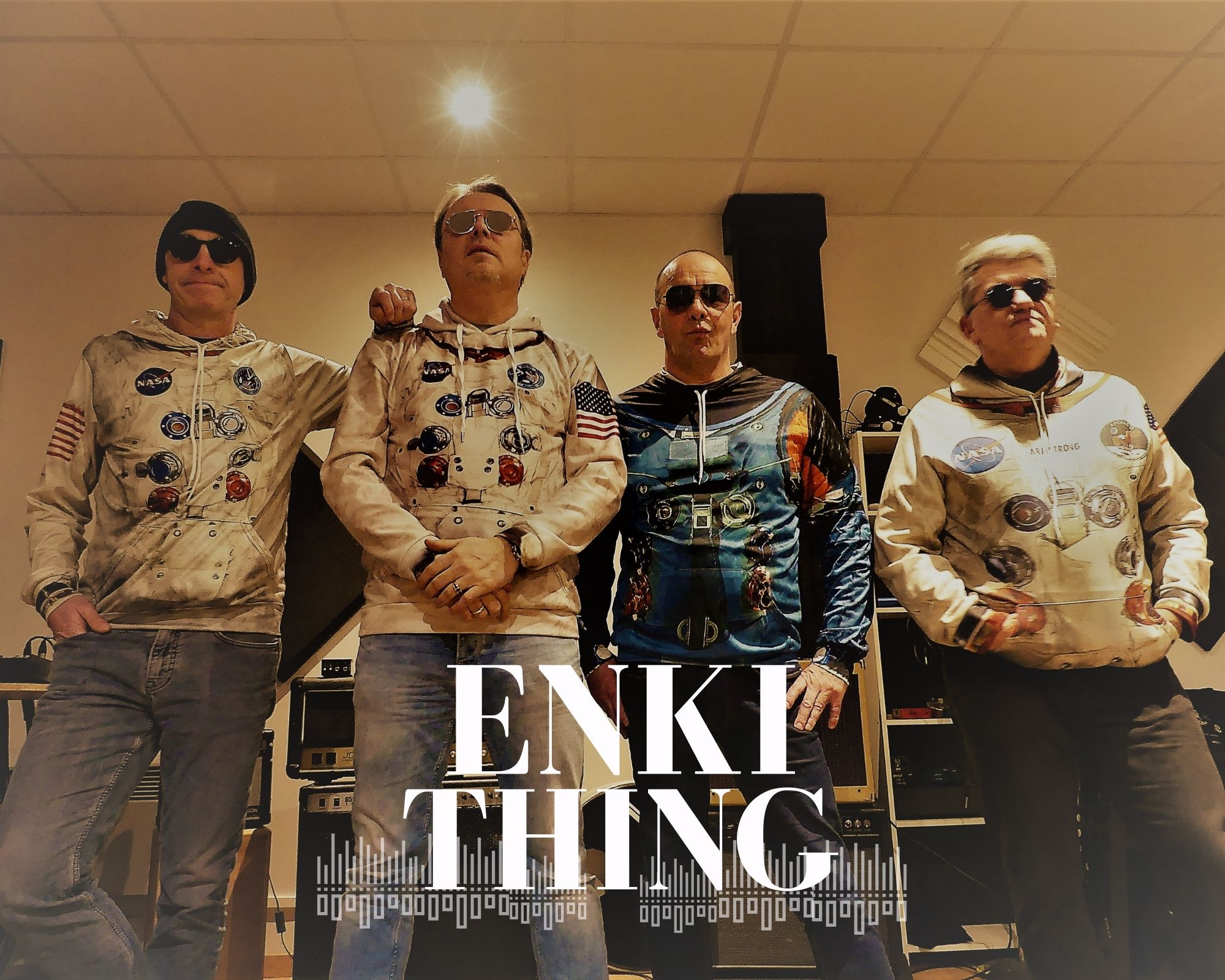 Crafting Divinity with Soulful and Stunning Progressive Rock Compositions: Presenting to the World Enki Thing