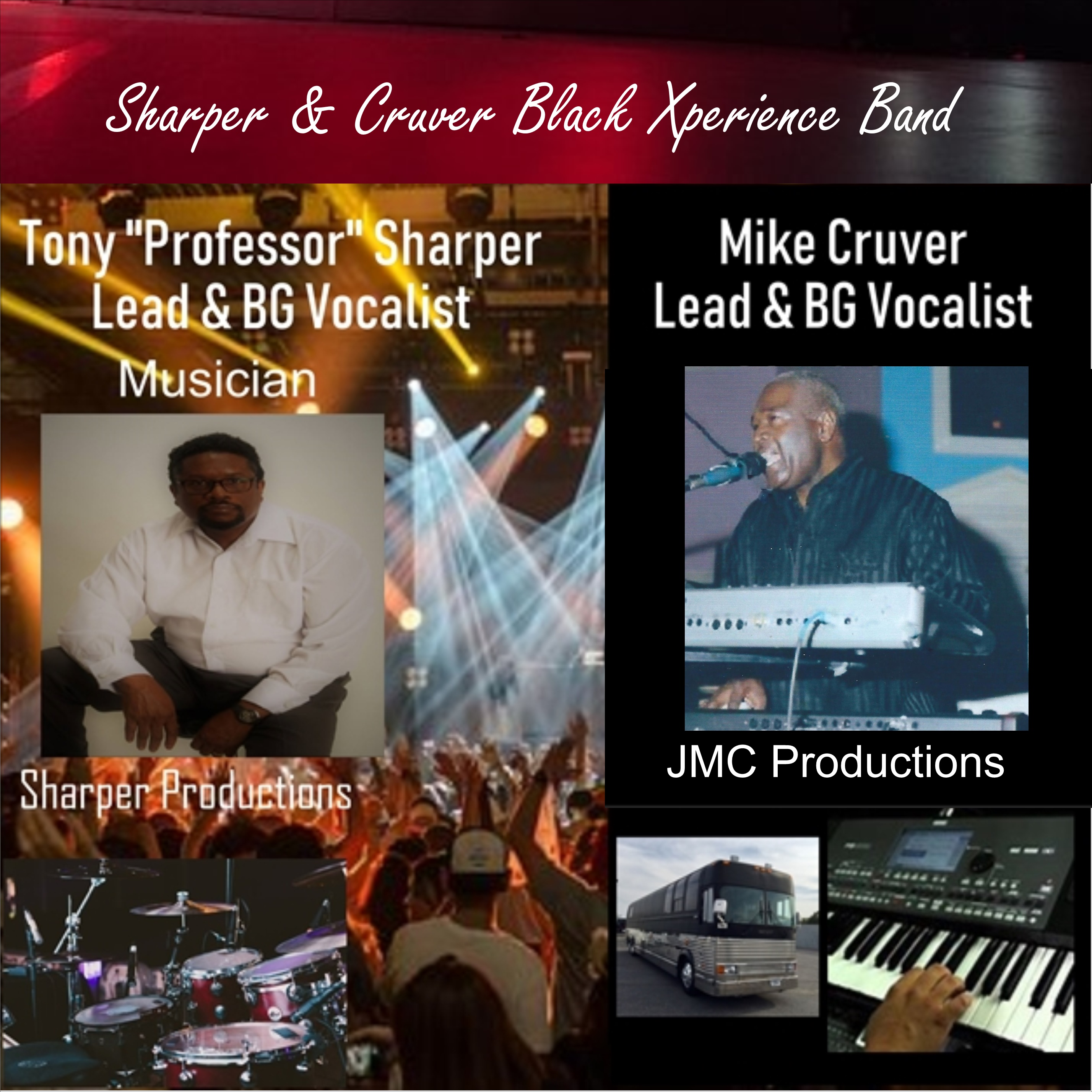 Introducing Sharper & Cruver Black Xperience Band