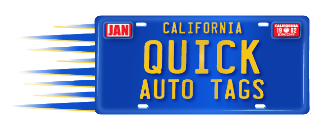 QUICK AUTO TAGS Offers Instant California DMV Registration Renewal And Car Title Transfers in Riverside, CA