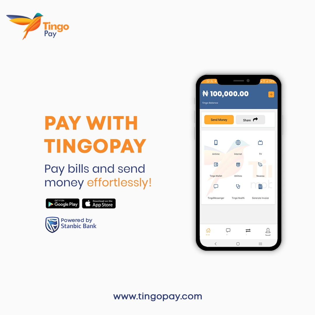 Tingo International Holding Inc. partners Stanbic IBTC Plc for a shot at closing the financial inclusion gap in Nigeria