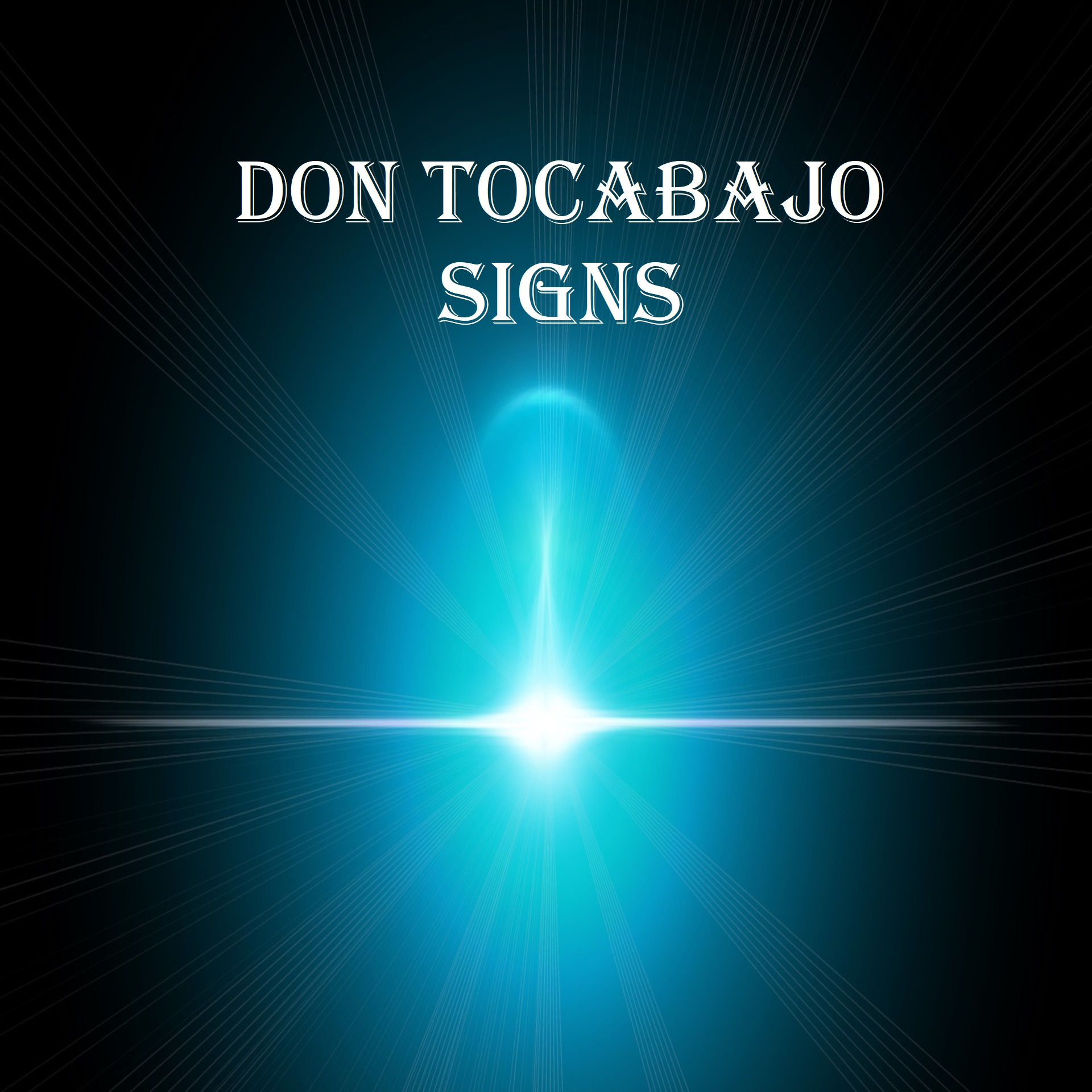 Don Tocabajo Is Back With A New EP