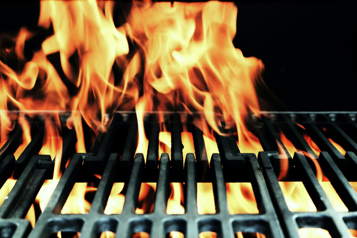 Homeowners Buy New Barbecue Grills Just in Time for Spring