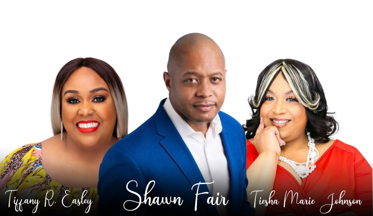 Shawn Fair Identifies More Talent, Tiffany Easley and Tiesha Marie Johnson for the Leadership Experience Tour