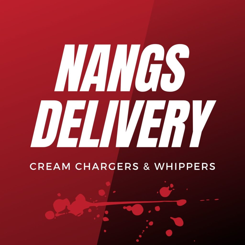 Nangs Delivery Now Selling Flavoured Cream Chargers