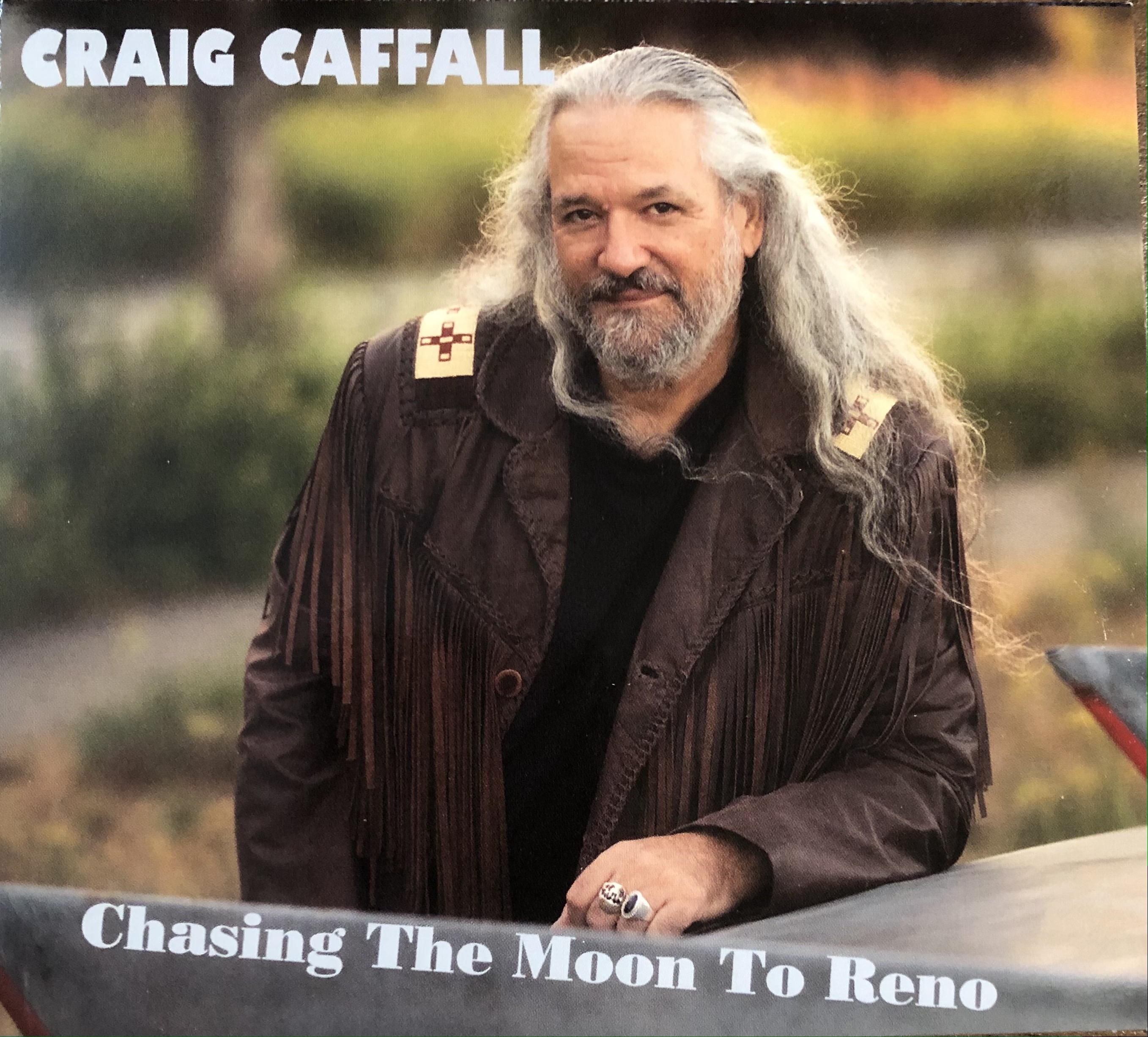 New Album From Artist Craig Caffall