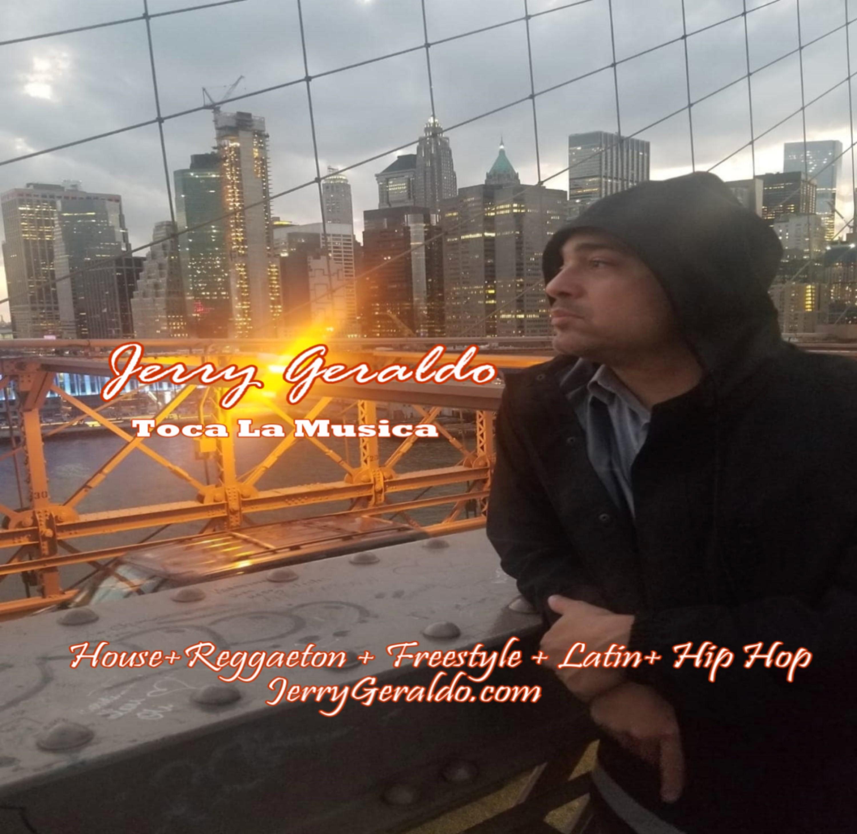 Jerry Geraldo Releases New Album, 'Toca La Musica'