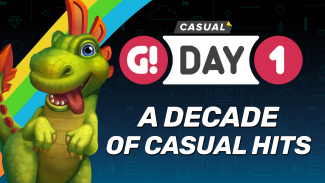 G!Day1: A Decade of Casual Hits & A Social Future for Casual Gaming