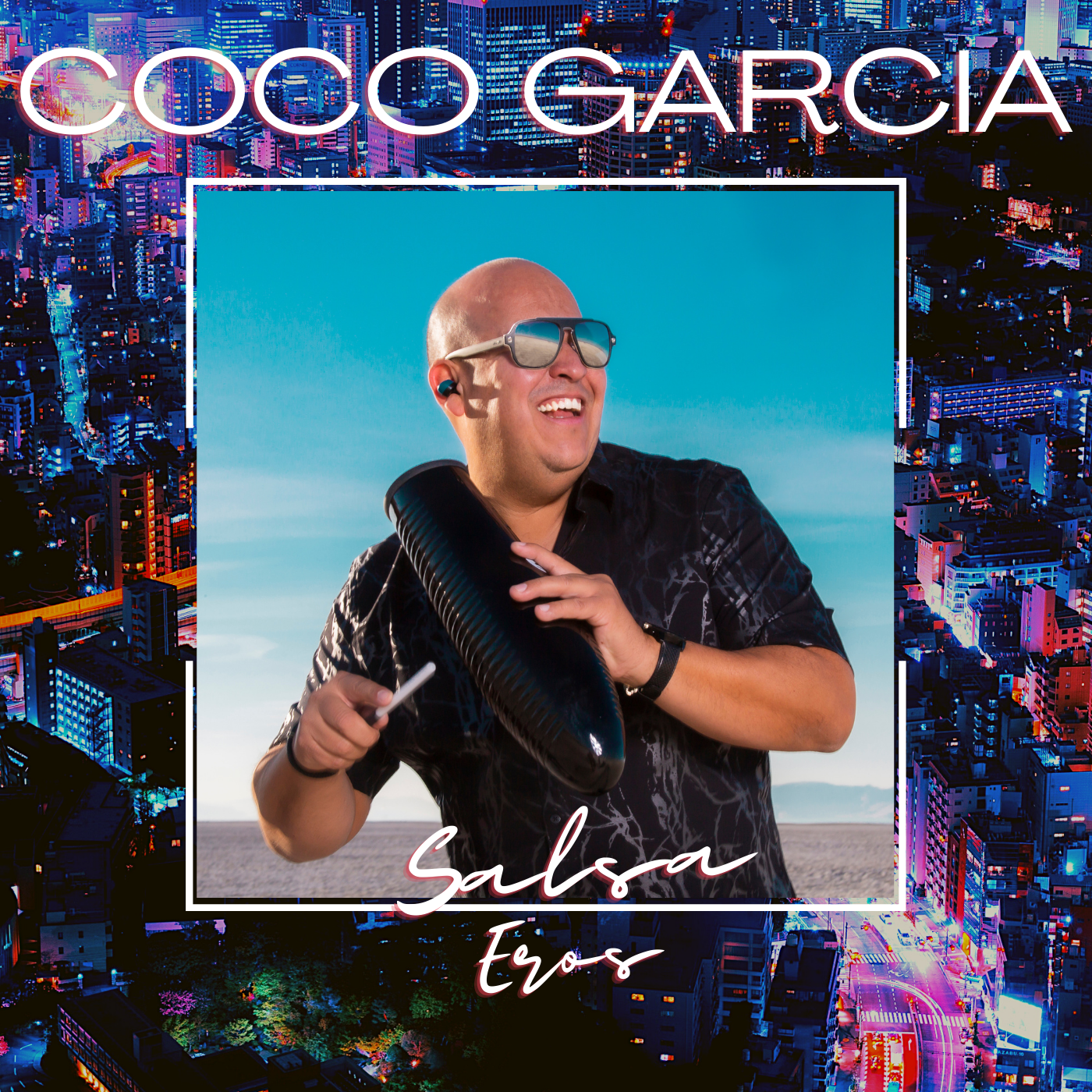 Exciting Latin and Salsa Fusions: Coco Garcia Unveils Fresh New Album