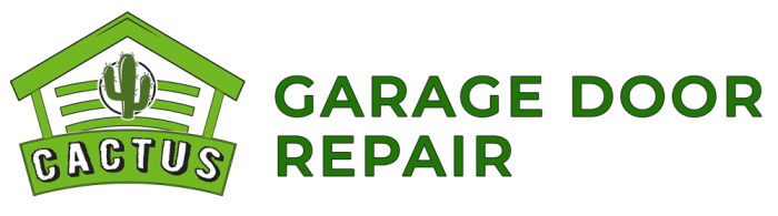 Cactus Garage Door Repair: The #1 Garage Door Repair Company in Tempe, AZ