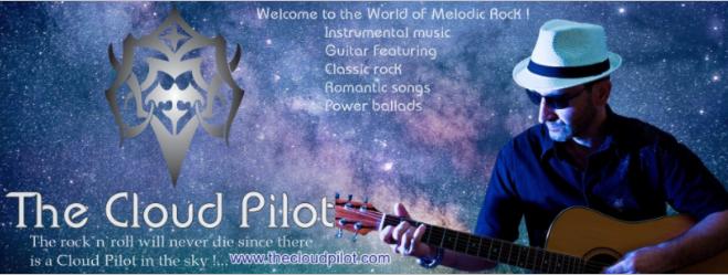 Alex Solo Unveils His New London-Based Band, The Cloud Pilot