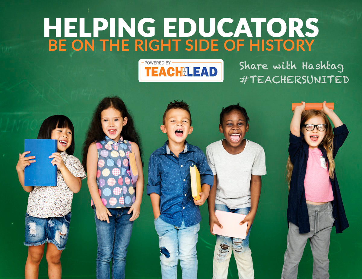 Helping Educators Be on the Right Side of History Virtual Summit 2021