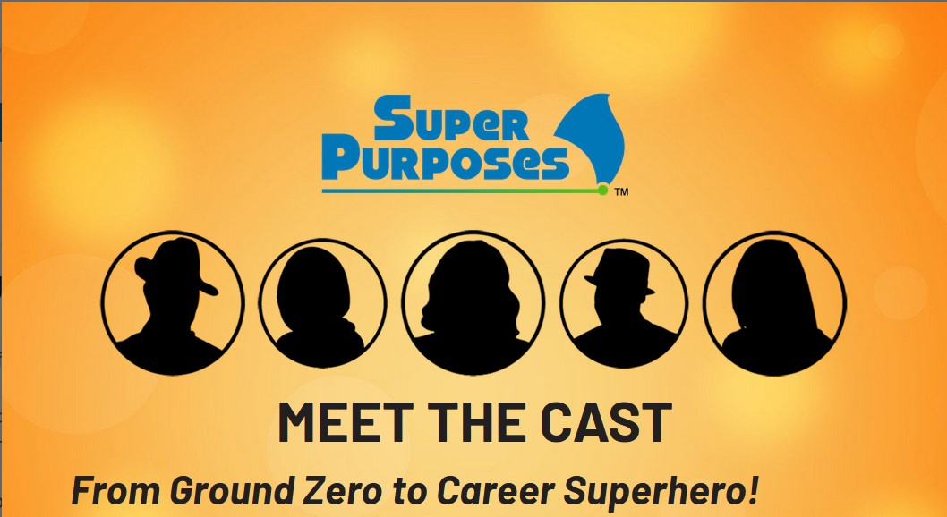 Groundbreaking Docuseries From Ground Zero to Career Superhero. The Cast of 5 Share Highs & Lows of Remote Landing Job During Covid19 - Premieres April 23rd