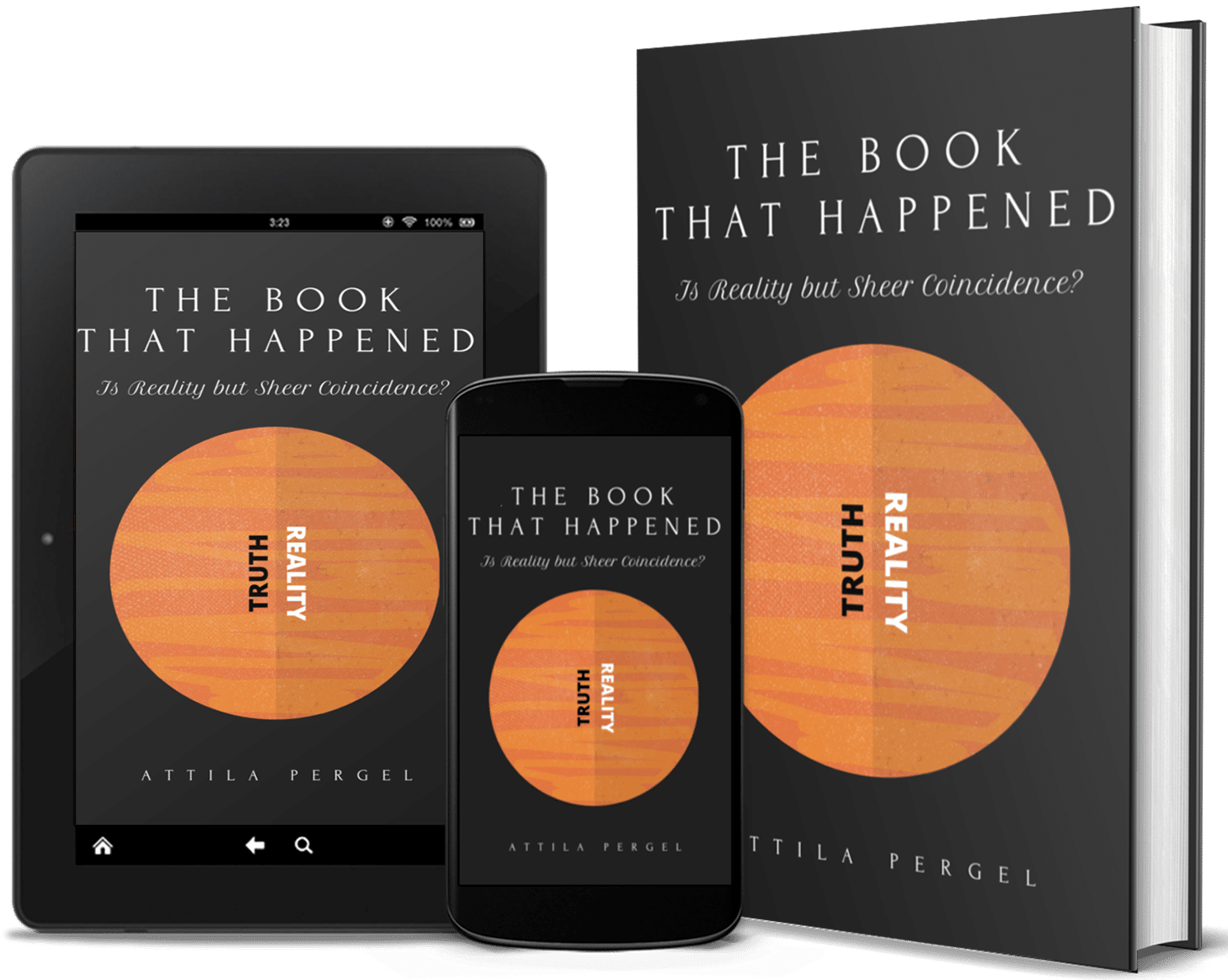 """The Book That Happened"": Engrossing Attempt to Unravel the Mystery of Human Coincidence and Existence"