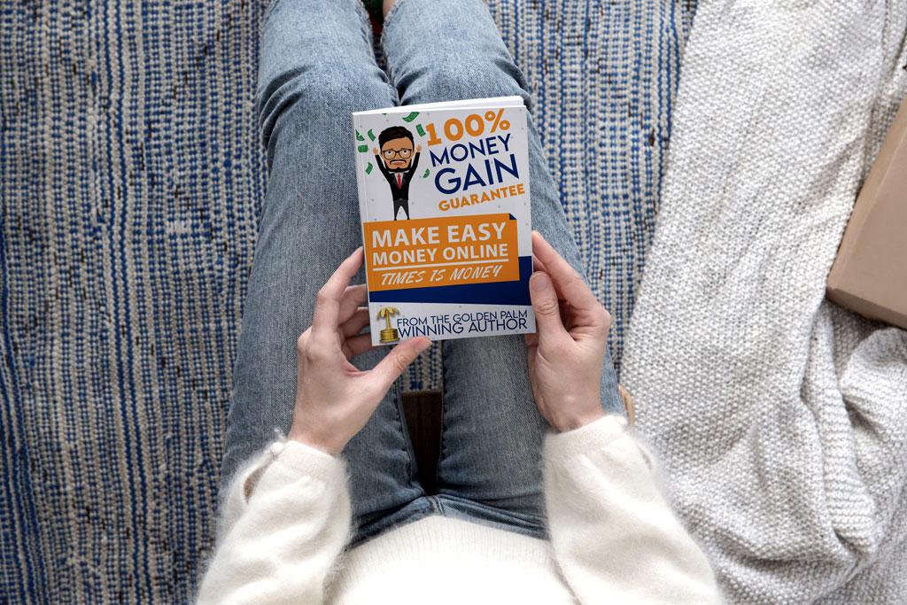 'Golden Palm' Winning Author Launches New Internet Finance Book