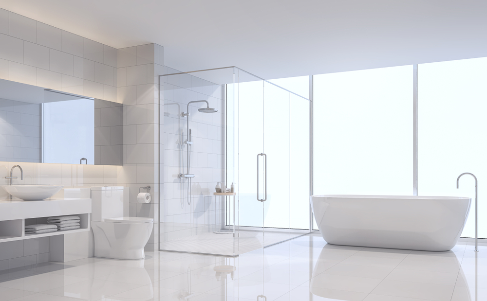 Flooring Liquidators Sharing 4 Floorings For Bathrooms