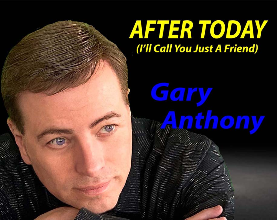 New Original Song Released by Gary Anthony