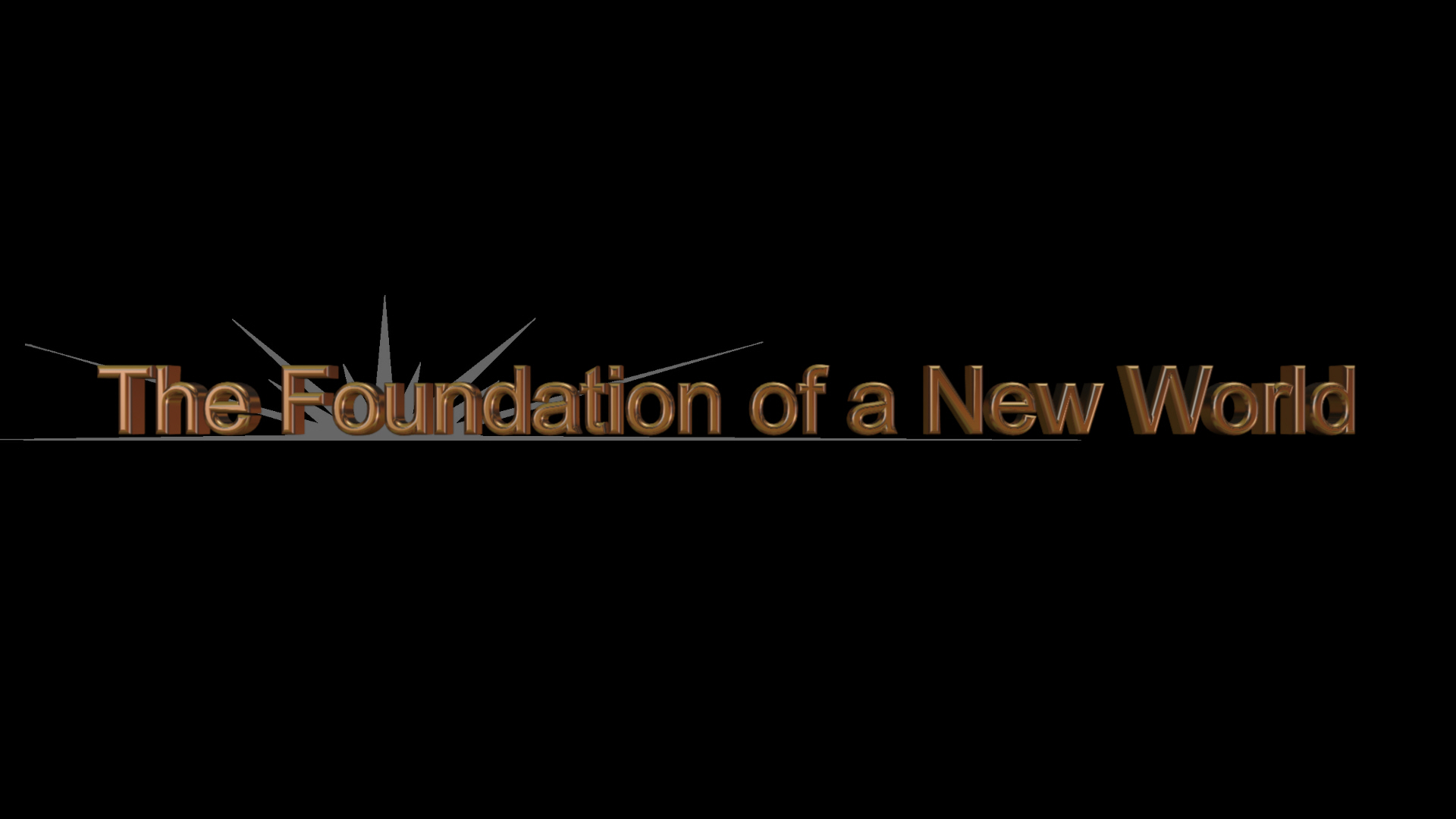 The Foundation of a New World, A New Non-Profit, Announces Launch to Overcome Societal Challenges of Poverty, Climate Change, and Exploitation