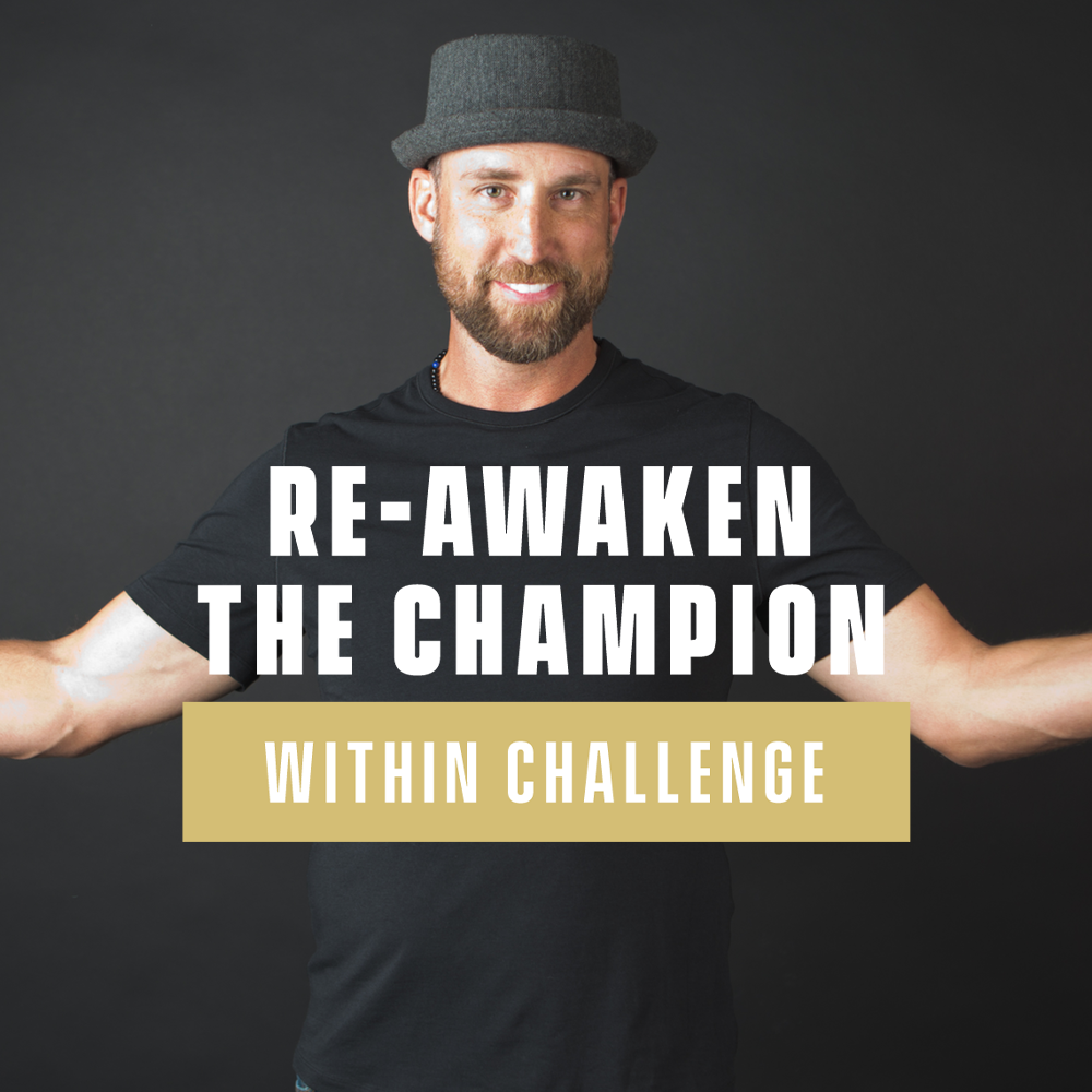 Learn to Re-Awaken the Champion Within from an NHL Champion