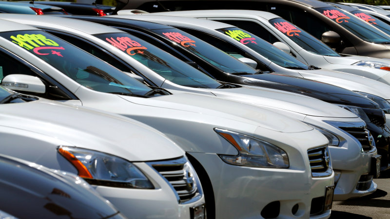 People Can Still Buy Cars During the Pandemic
