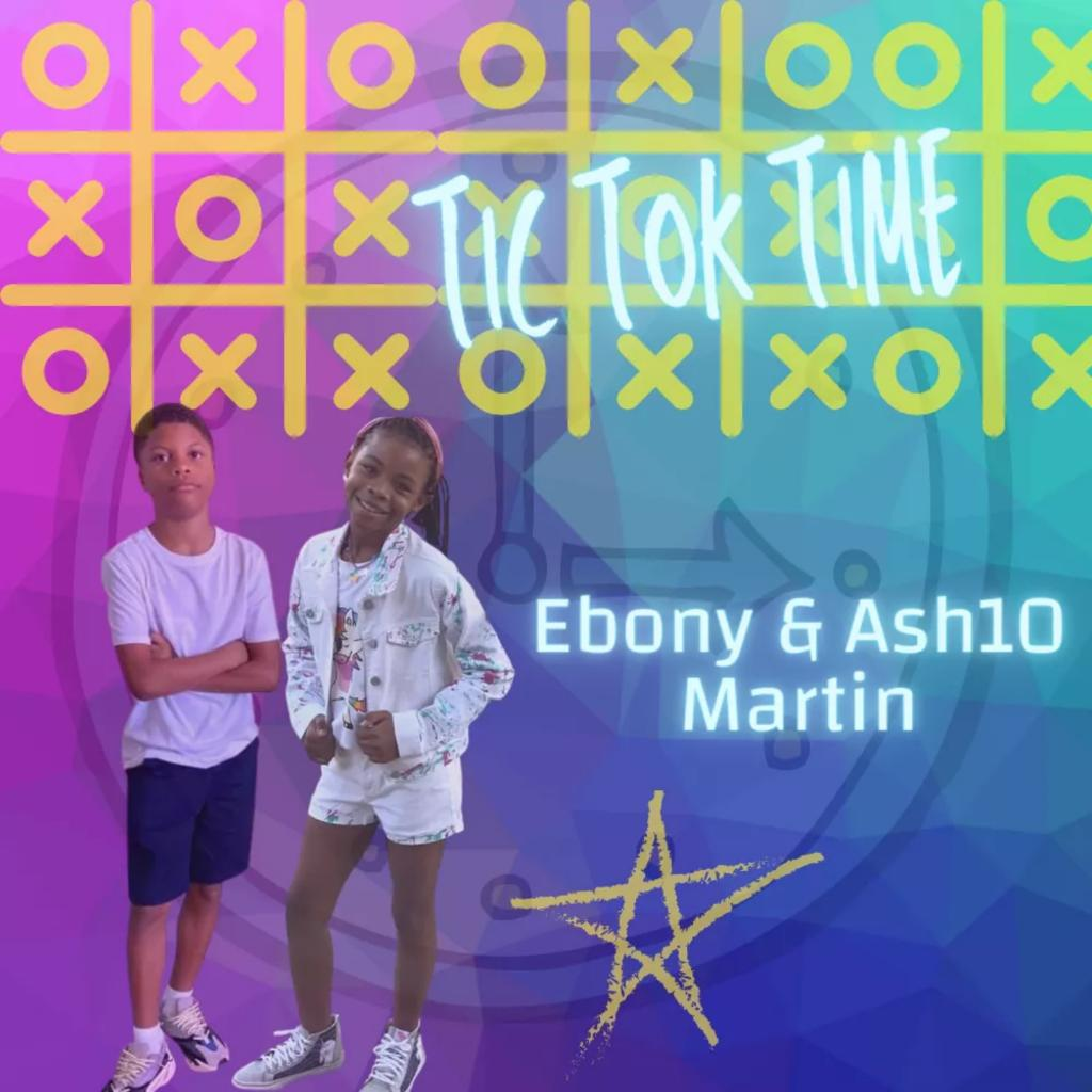 New Kids on the Block, Ebony and Ash10 Martin, Ready to Take Over the Kids' Music Scene