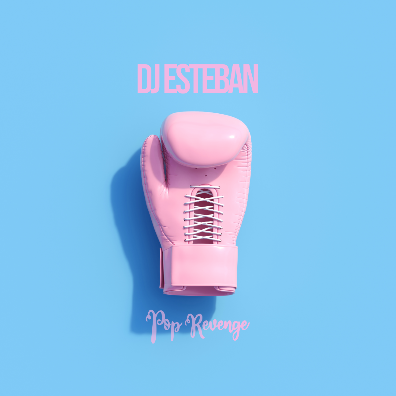 DJ ESTEBAN, As a Human Music Machine, releases POP REVENGE