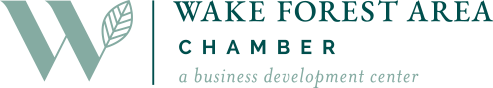 Wake Forest Area Chamber of Commerce Announces New Member Invitation to its Business Development Center