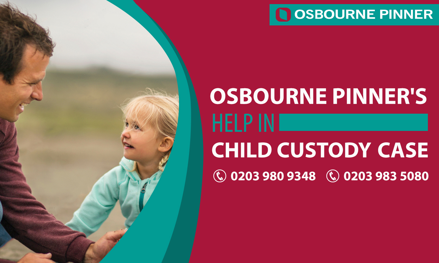 Osbourne Pinner Helps to Get Child Custody to Mother by Law