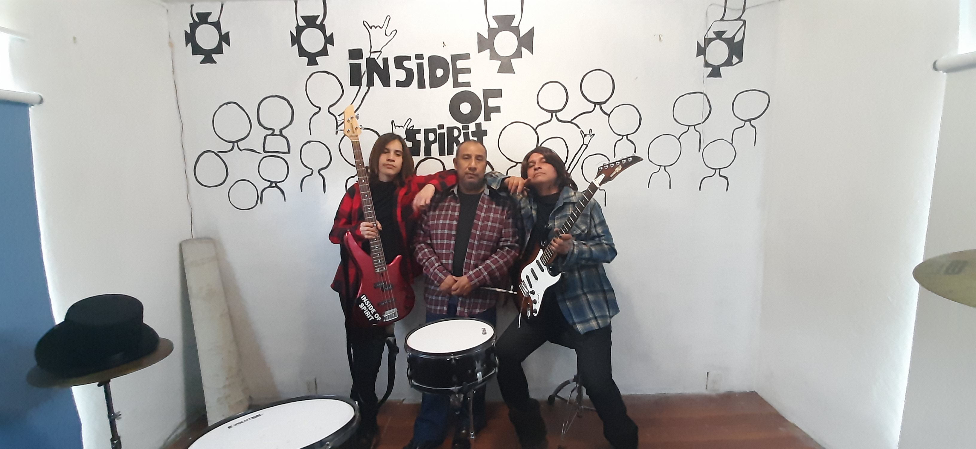 Talented Band, Inside of Spirit, Working on a Catchy New Album and Fans Cannot Wait