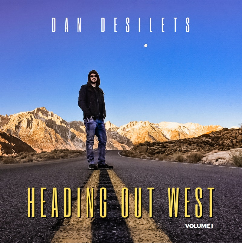 A Visceral Ambient-Pop Journey Through the Desert: Emerging Artist Dan Desilets Amazes with New Album
