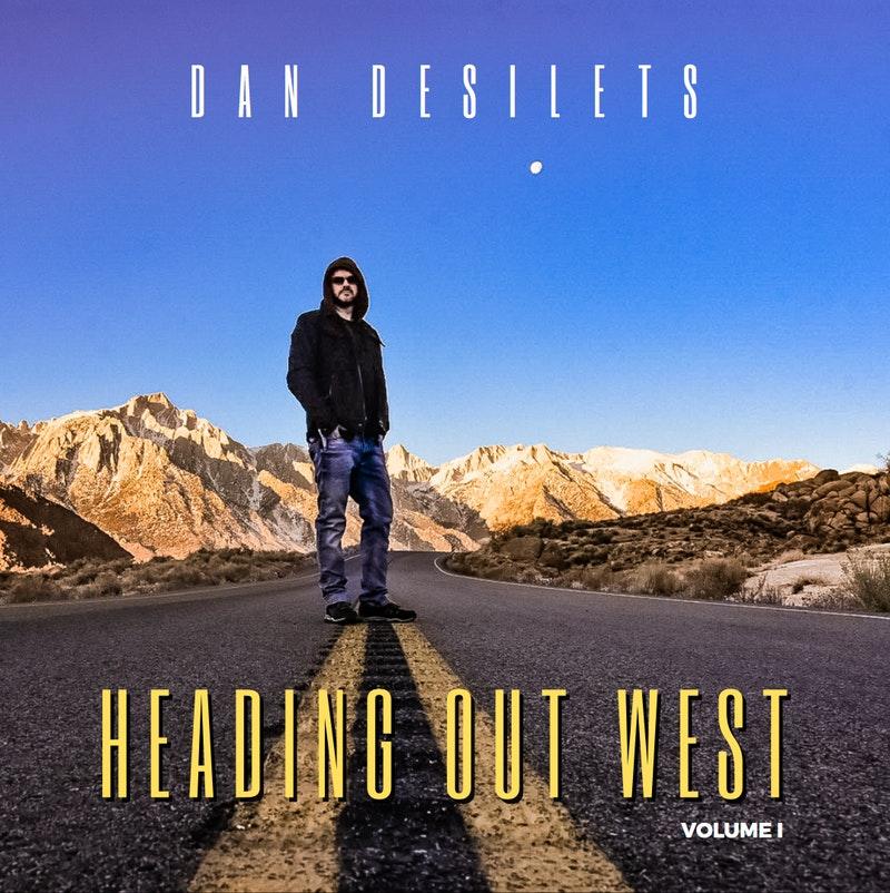 A Visceral Ambient-Pop Journey Through the Desert: Emerging Artist Dan Desilets Amazes with New Album